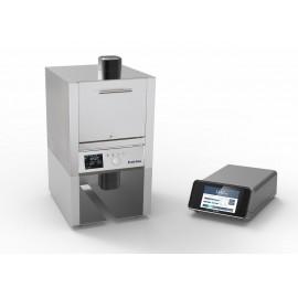 GrindoSonic® HT - Impulzusgerjesztésen alapuló hibadetektáló készülék magas hőmérsékletű vizsgálatokhoz