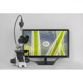 HD Videó mikroszkóp - MCX51 HD Nagyítás 40x-1000x