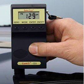 Rétegvastagságmérő - SaluTron Combi D3 / D3 Plus (Fe és NFe automatikus felismeréssel)