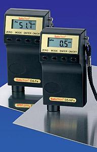 Rétegvastagságmérő - SaluTron D4 / D5