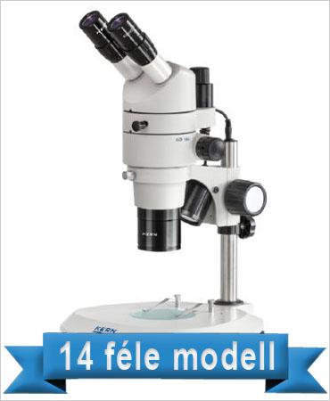 Sztereo mikroszkóp