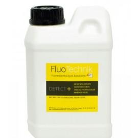 DETECT + sárga nyomjelző UV olaj 1 liter - olajszármazékok vizsgálatához