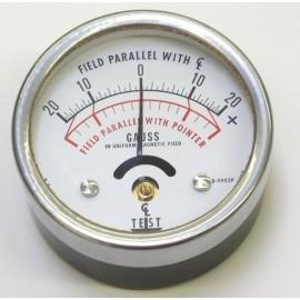 Maradék mágnesezettség mérő (analóg)