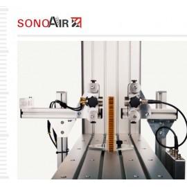 Sonoair ultrahangos vizsgáló rendszer