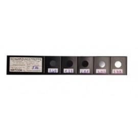 Feketedésmérő etalonok