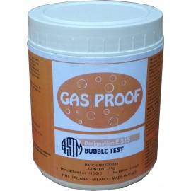 GASPRUF gáz szivárgásjelző folyadék és paszta