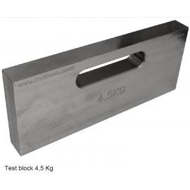 Teszt súly (mágneses emelőerő ellenőrzéséhez)