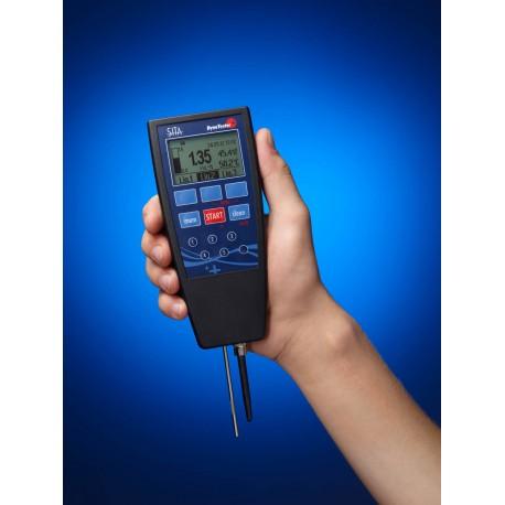 SITA DynoTester+ Kézi műszer felületi feszültség méréséhez és felületaktív anyagok koncentrációjának ellenőrzéséhez