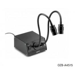 KERN LED fényforrás duál flexibilis fényvezetővel