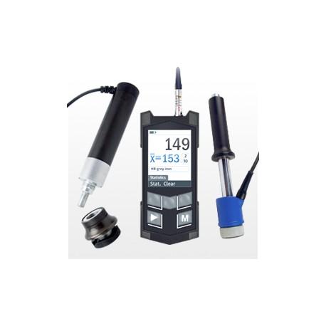 KT-C kombinált hordozható keménységmérő (ultrahangos és visszapattanós)