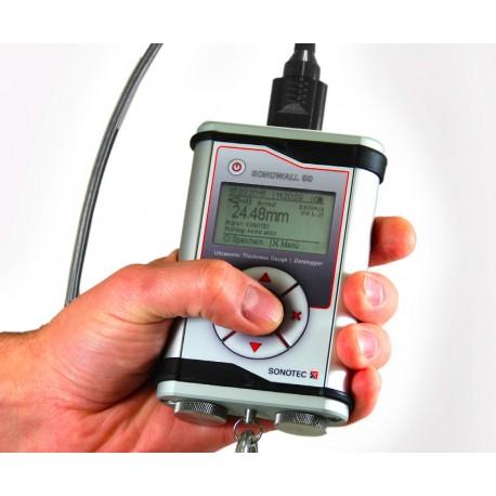 Sonowall 50 ultrahangos falvastagságmérő