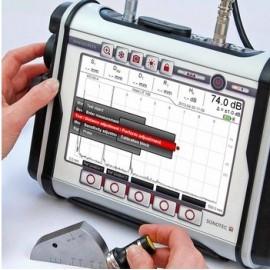 Sonoscreen ST10 Ultrahangos hibakereső készülék