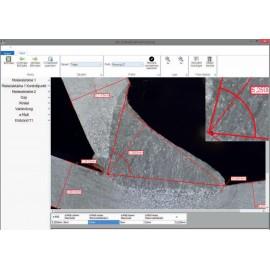 Hegesztési varratmérő szoftver (Weld Seam Measurement)