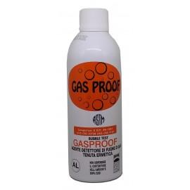 GAS PROOF gáz szivárgásjelző folyadék és paszta