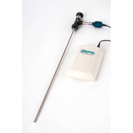 Mobil LED endoszkóp fényforrás - Streppel