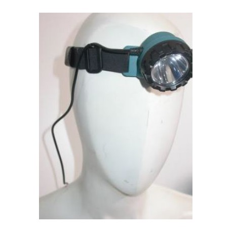 Matcon ipari UV LED fejlámpa