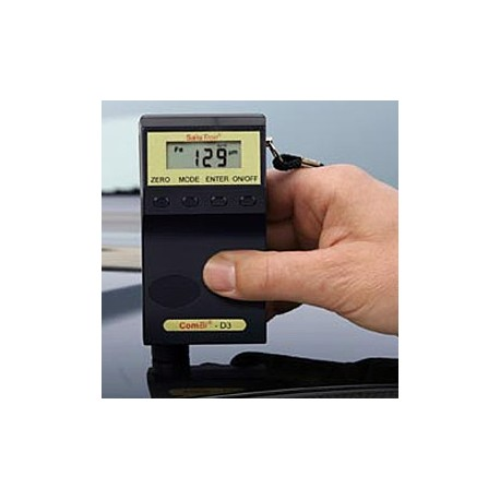 Rétegvastagságmérő - SaluTron D3 / D3 Plus (Fe és NFe automatikus felismeréssel)