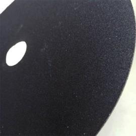 Abrazív vágótárcsa közepesen kemény anyagokhoz HRC 35 és 55 között